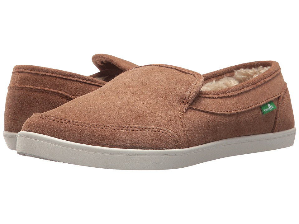 Sanuk Pair O Dice Chill (Tobacco) Women's Shoes