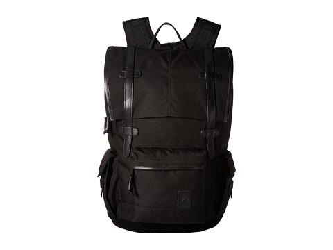 Nixon Boulder Backpack - All Black