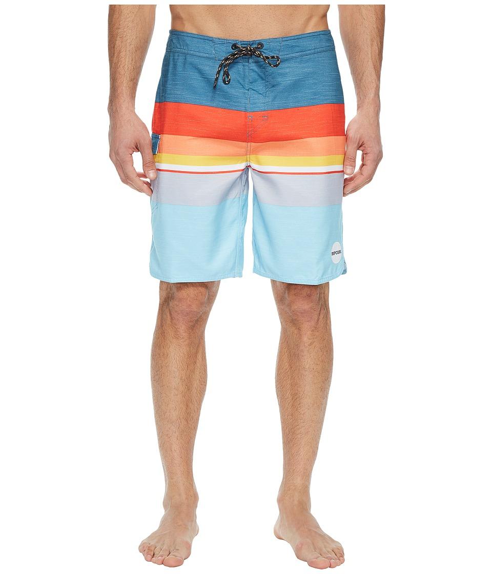 Rip Curl Freeline Boardshorts (Orange Popsicle) Men