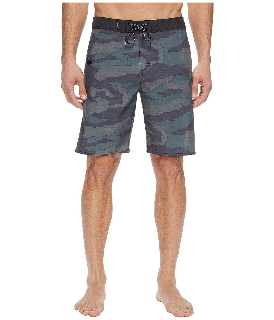 Rip Curl Mirage Backyards Boardshorts (Camo) Men