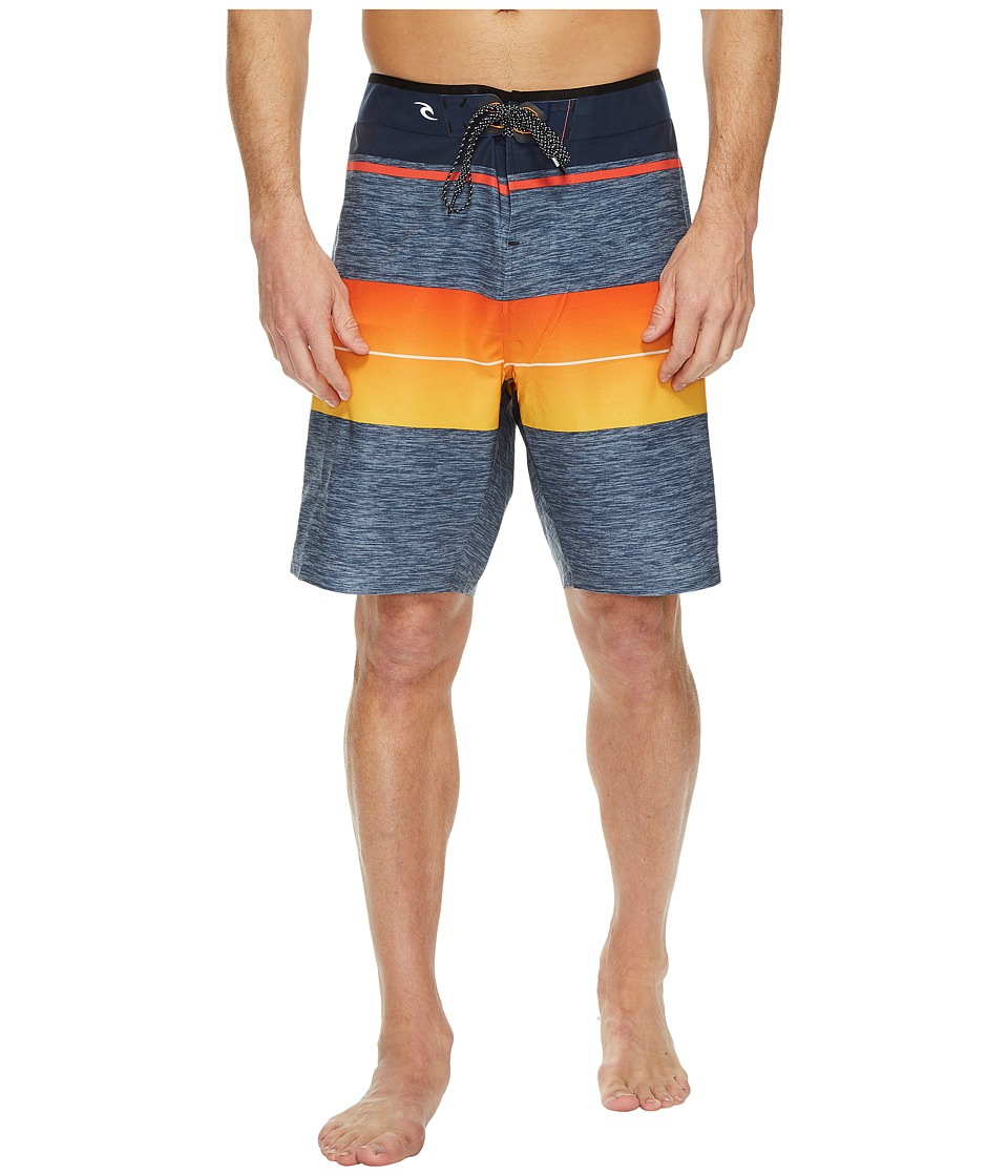 Rip Curl Mirage MF Eclipse Ult Boardshorts (Orange Popsicle) Men