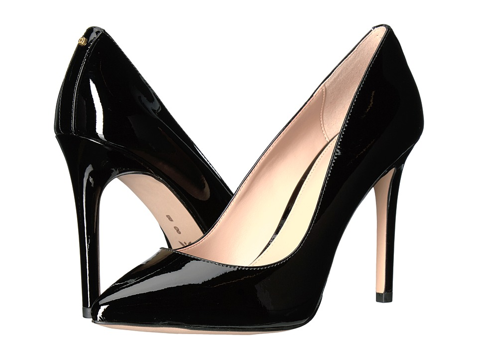 BCBGeneration Heidi (Black Smooth Patent) Women