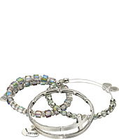 Alex and Ani - Cross Metal Wrap Bracelet Set of 3