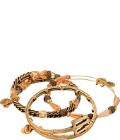Alex and Ani - Trident Metal Wrap Bracelet Set of 3