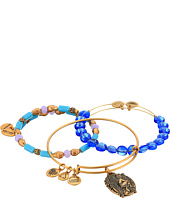 Alex and Ani - Sapphire Guardian Bracelet Set of 3