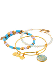 Alex and Ani - Moonlight Marina Bracelet Set of 3