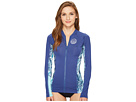 Rip Curl Wetty UV Tee Front Zip