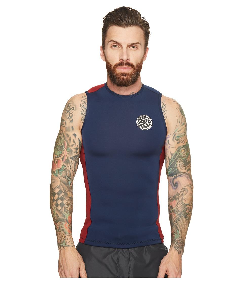 Rip Curl Aggrolite Vest (Navy) Men