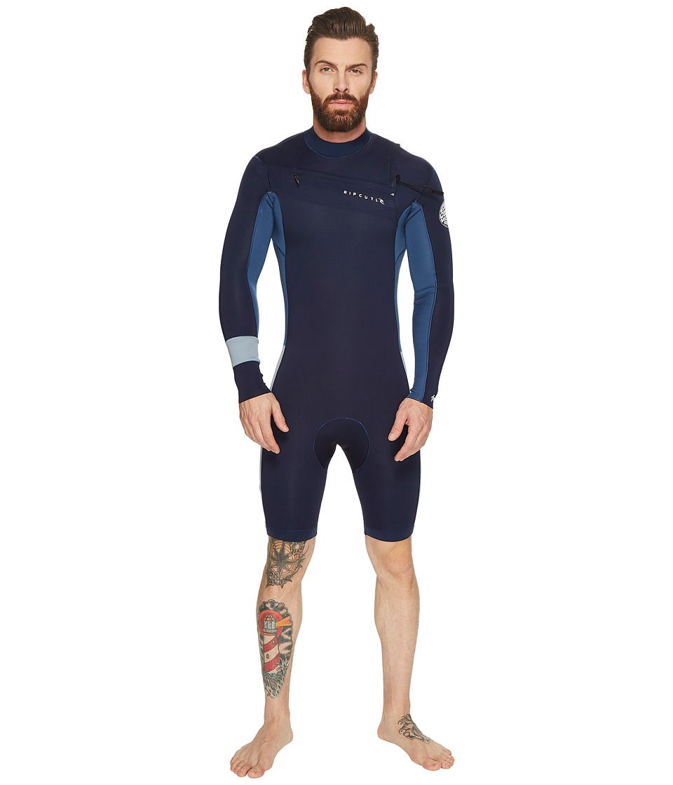 Rip Curl - Aggro Long Sleeve 22 C/Zip Spring Suit