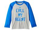 Under Armour Kids - Call My Agent Raglan (Little Kids/Big Kids)