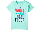 Under Armour Kids - Stations Short Sleeve (Little Kids)