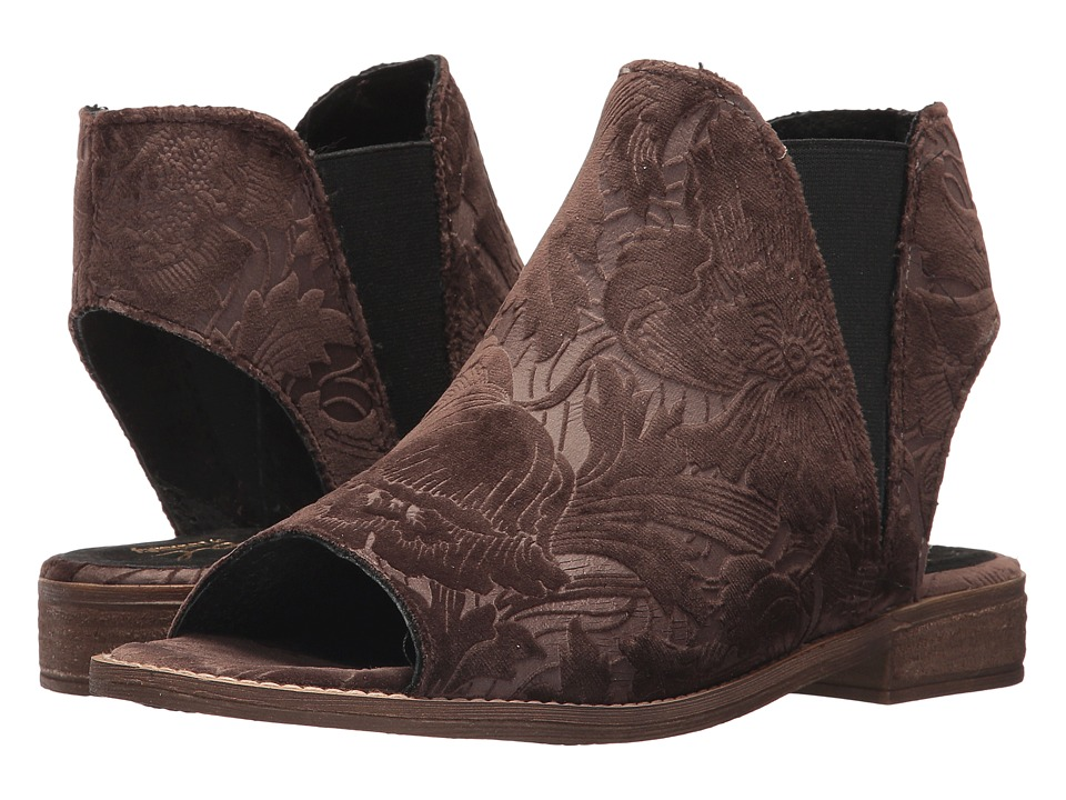Coolway Ciaran (Dark Brown Leather) Women