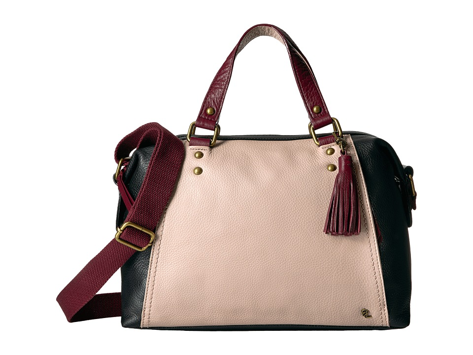 Elliott Lucca - Corina Satchel (Truffle Block) Satchel Handbags