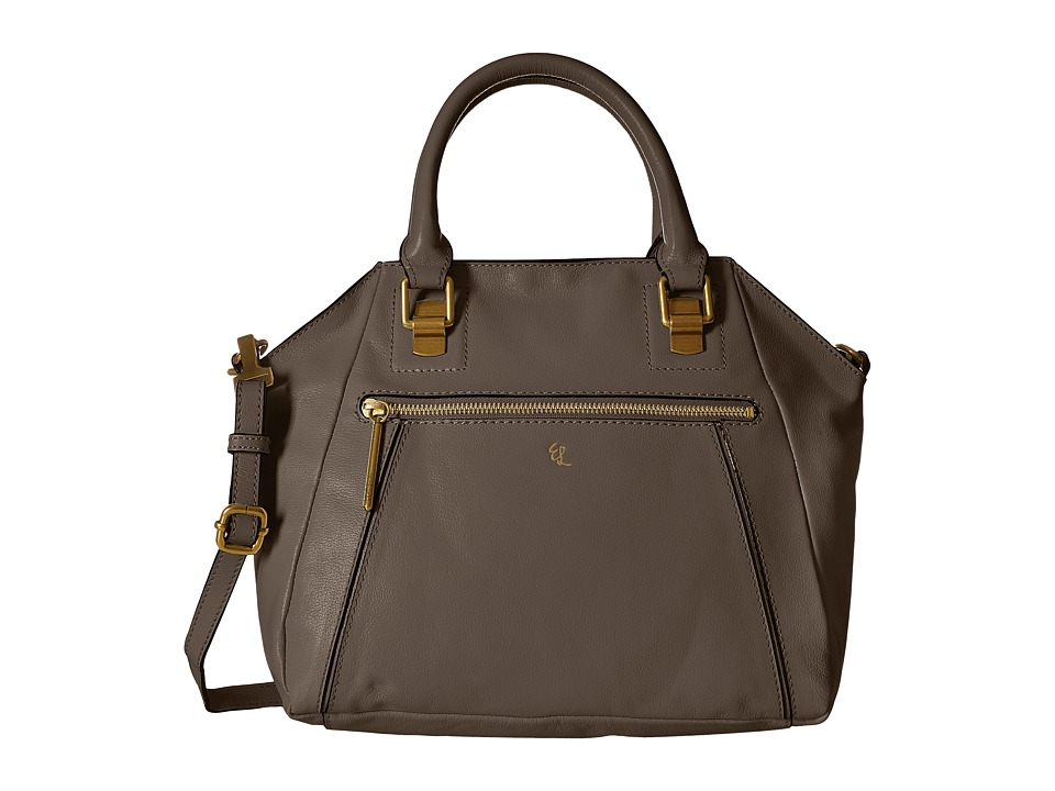 Elliott Lucca - Faro City Satchel (Mushroom) Satchel Handbags