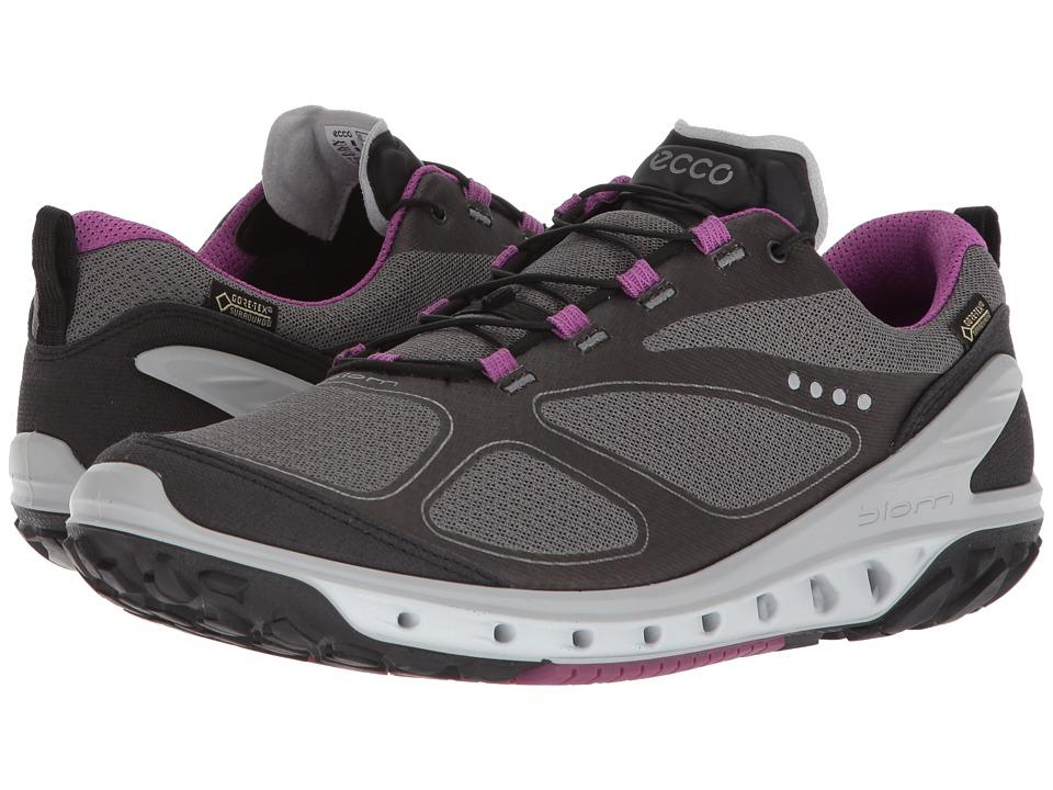 ECCO Sport - Biom Venture GTX (Black/Titanium/Orchid) Women's Sandals