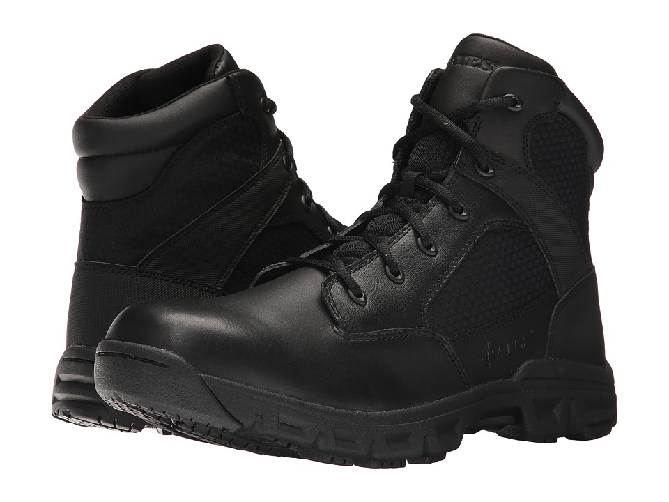 Bates Footwear Code 6.2 6 (Black) Men