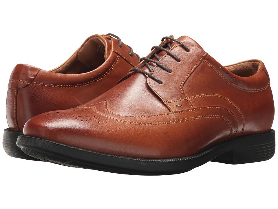 Nunn Bush Decker (Cognac) Men