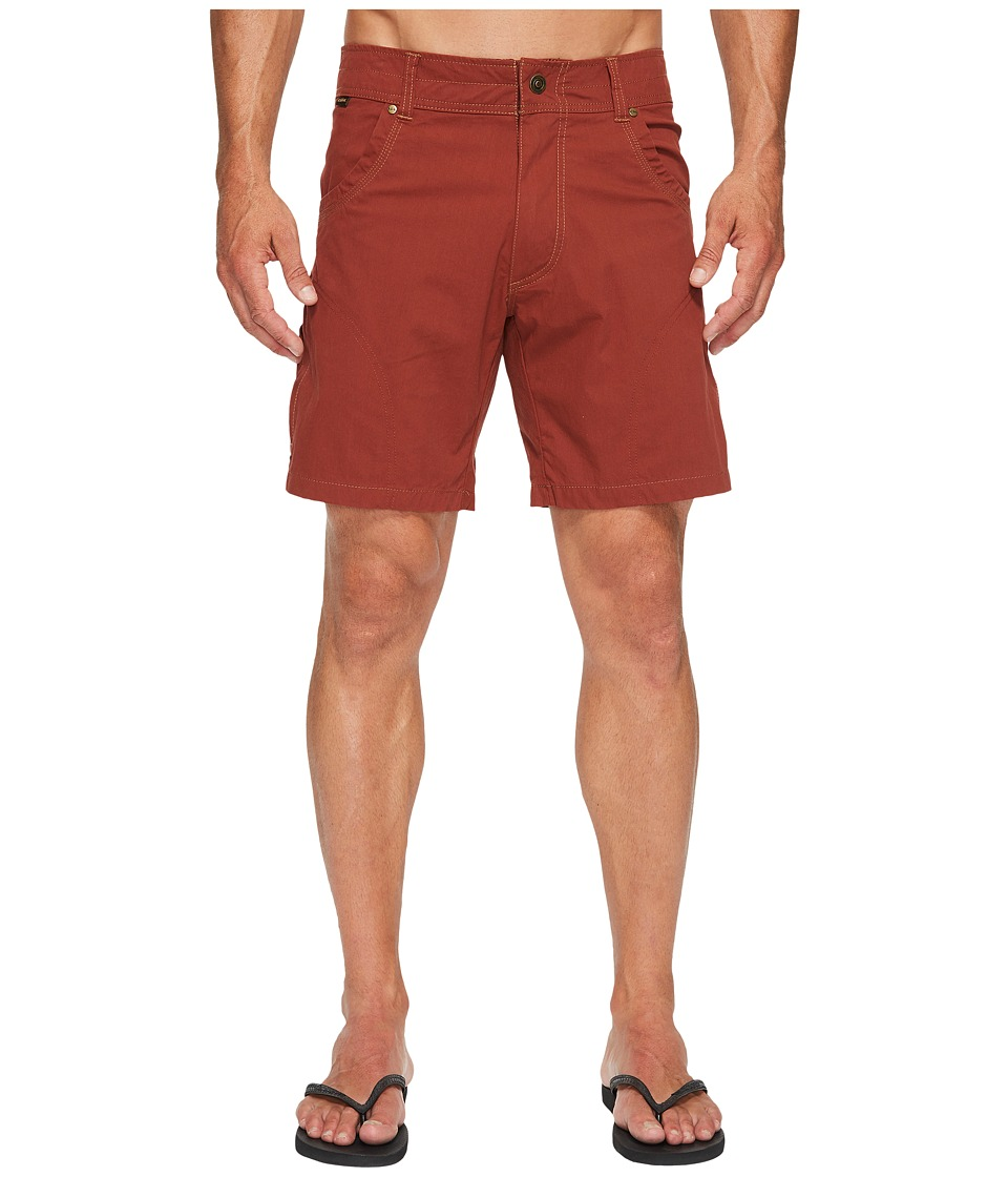 KUHL Ramblr Shorts 8 (Red Rock) Men