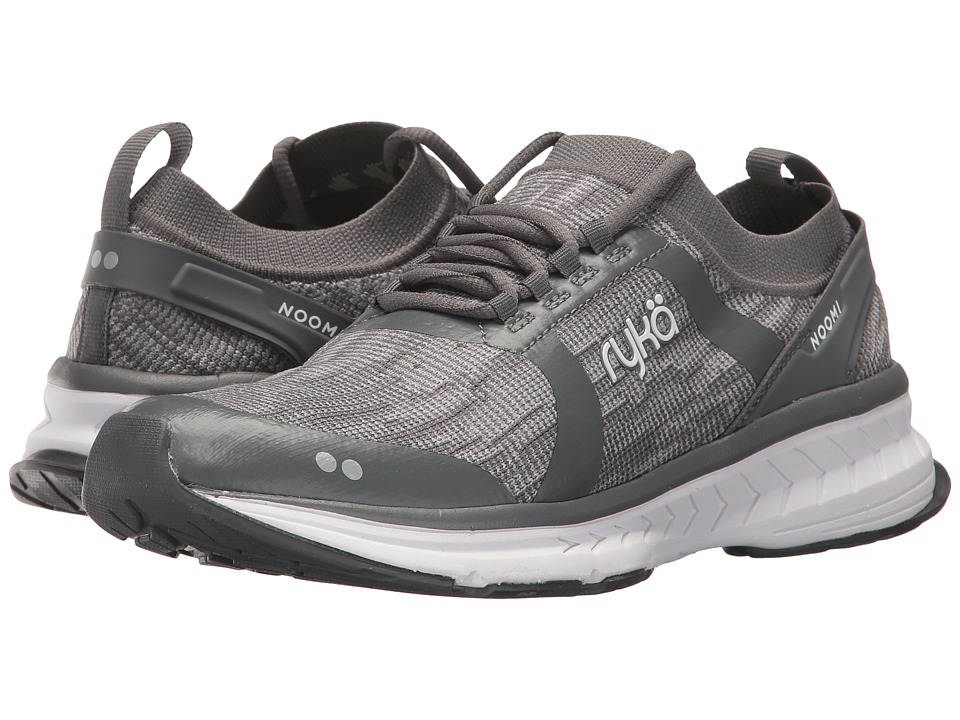 Ryka Noomi (Iron Grey/Frost Grey/Bright Charteuse) Women