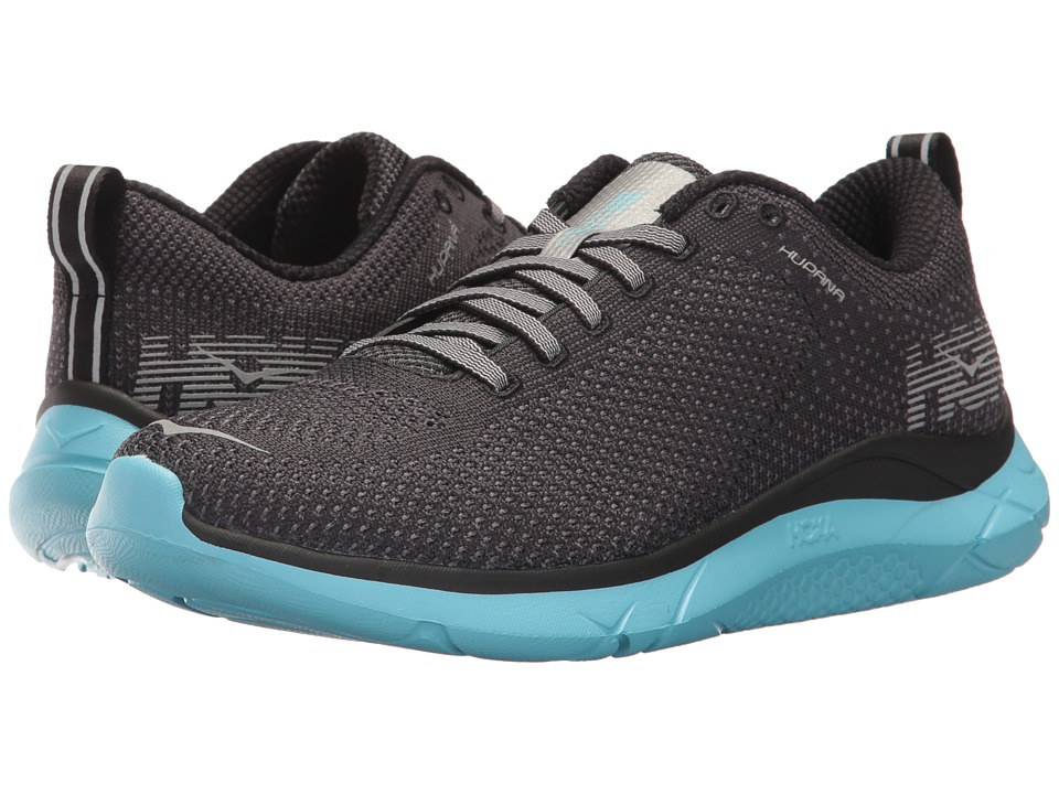 Hoka One One Hupana 2 (Black/Blue Topaz) Women's Running Shoes
