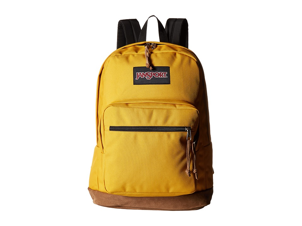 JanSport - Right Pack (English Mustard) Backpack Bags