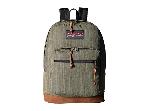 JanSport Right Pack Expressions - Army Green Melange