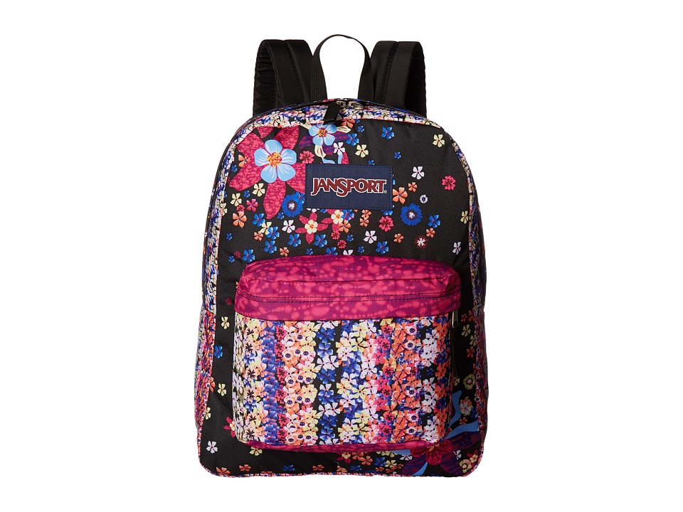 JanSport High Stakes (Buttercup Blast) Backpack Bags