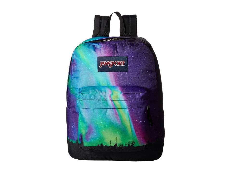 JanSport High Stakes (Northern Lights) Backpack Bags