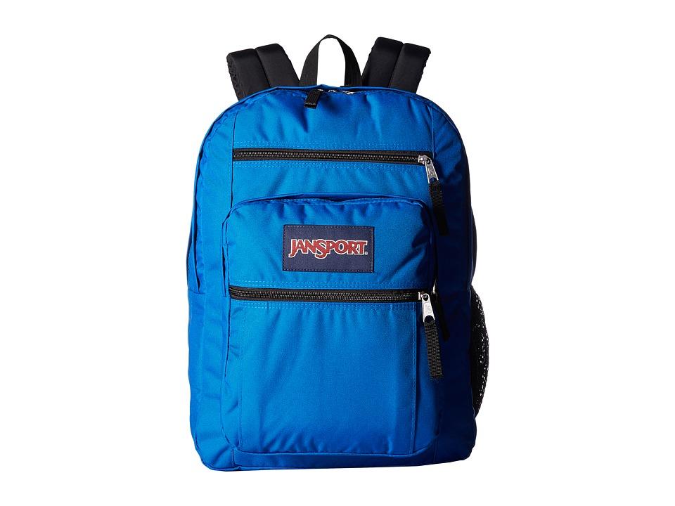 JANSPORT Big Student (Stellar Blue) Backpack Bags