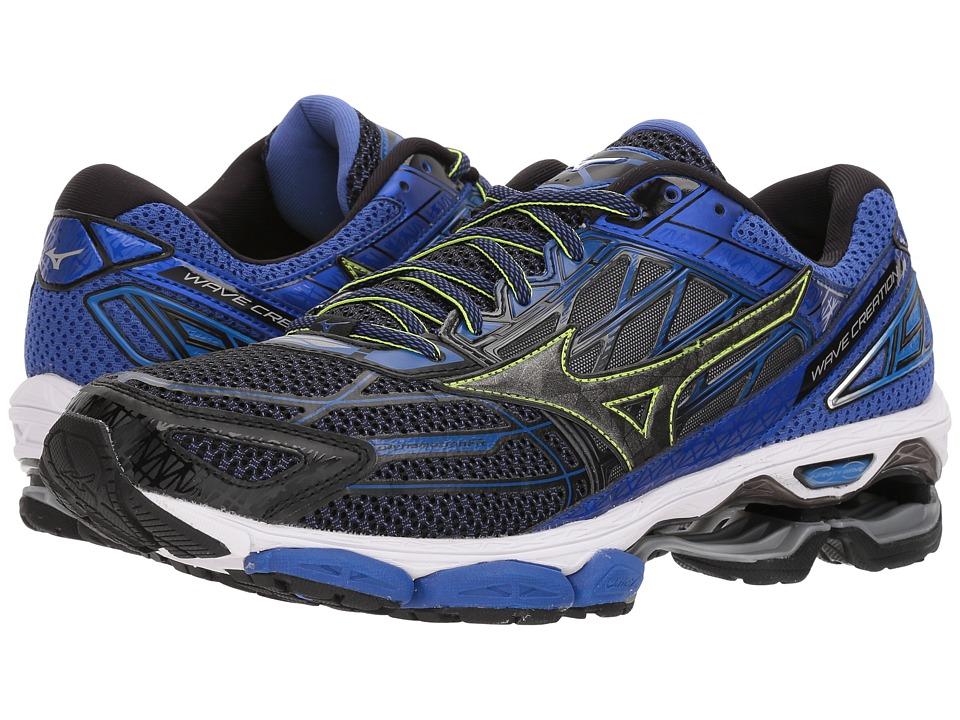 Mizuno Wave Creation 19 (Black) Men's Running Shoes