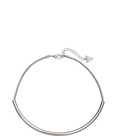GUESS - Sleek Tube on Chain Choker Necklace
