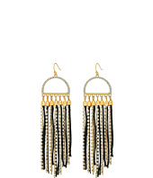 GUESS - Mixed Chain Fringe Drop Earring