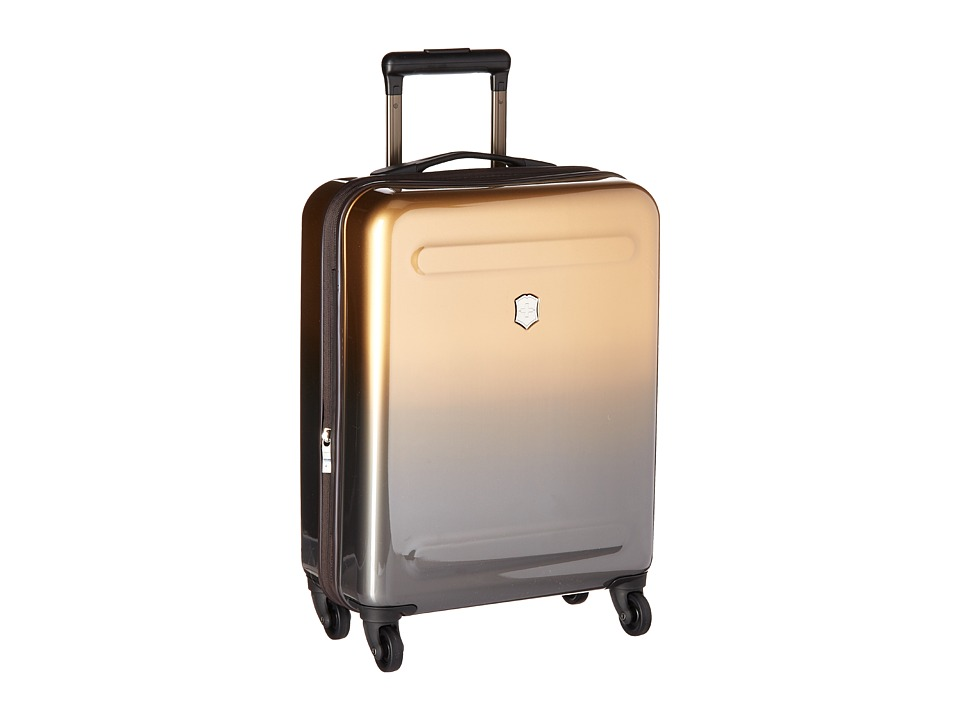 Victorinox Etherius Global Carry-On (Bronze) Carry on Luggage