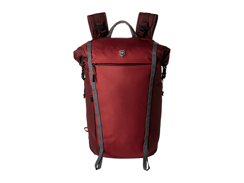 Victorinox Altmont Active Rolltop Compact Laptop Backpack - Burgundy