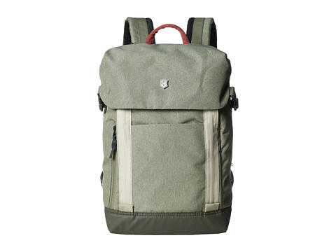 Victorinox Altmont Classic Deluxe Flapover Laptop Backpack - Olive