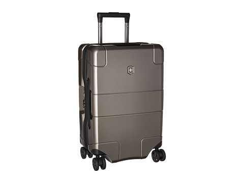 Victorinox Lexicon Hardside Frequent Flyer Carry-On - Titanium