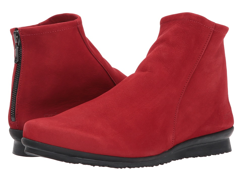 Arche - Baryky (Rubis 1) Womens Zip Boots