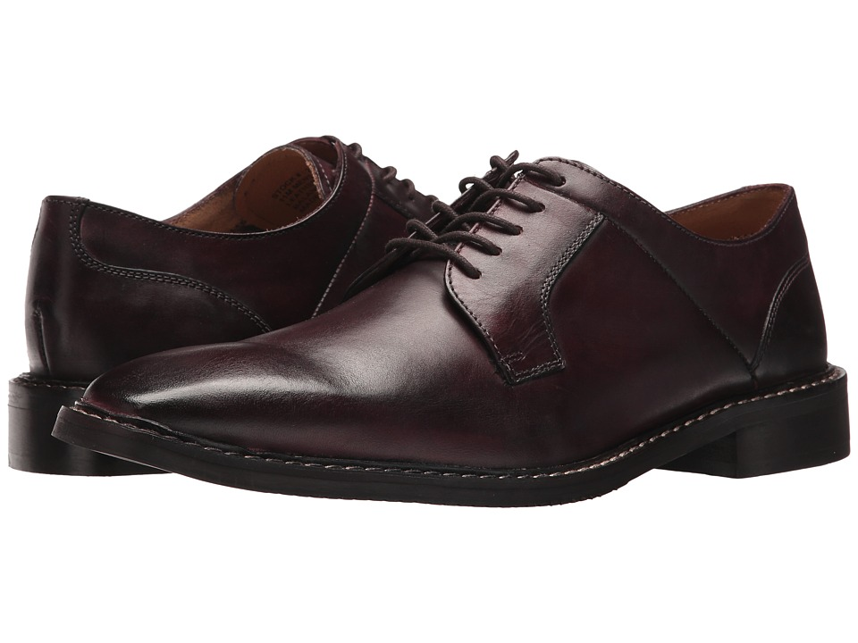 Giorgio Brutini Revere (Burgundy) Men's Shoes