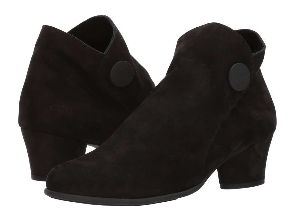 Arche - Mussem (Noir) Womens Shoes