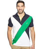 Nautica - Short Sleeve Angle Blocked