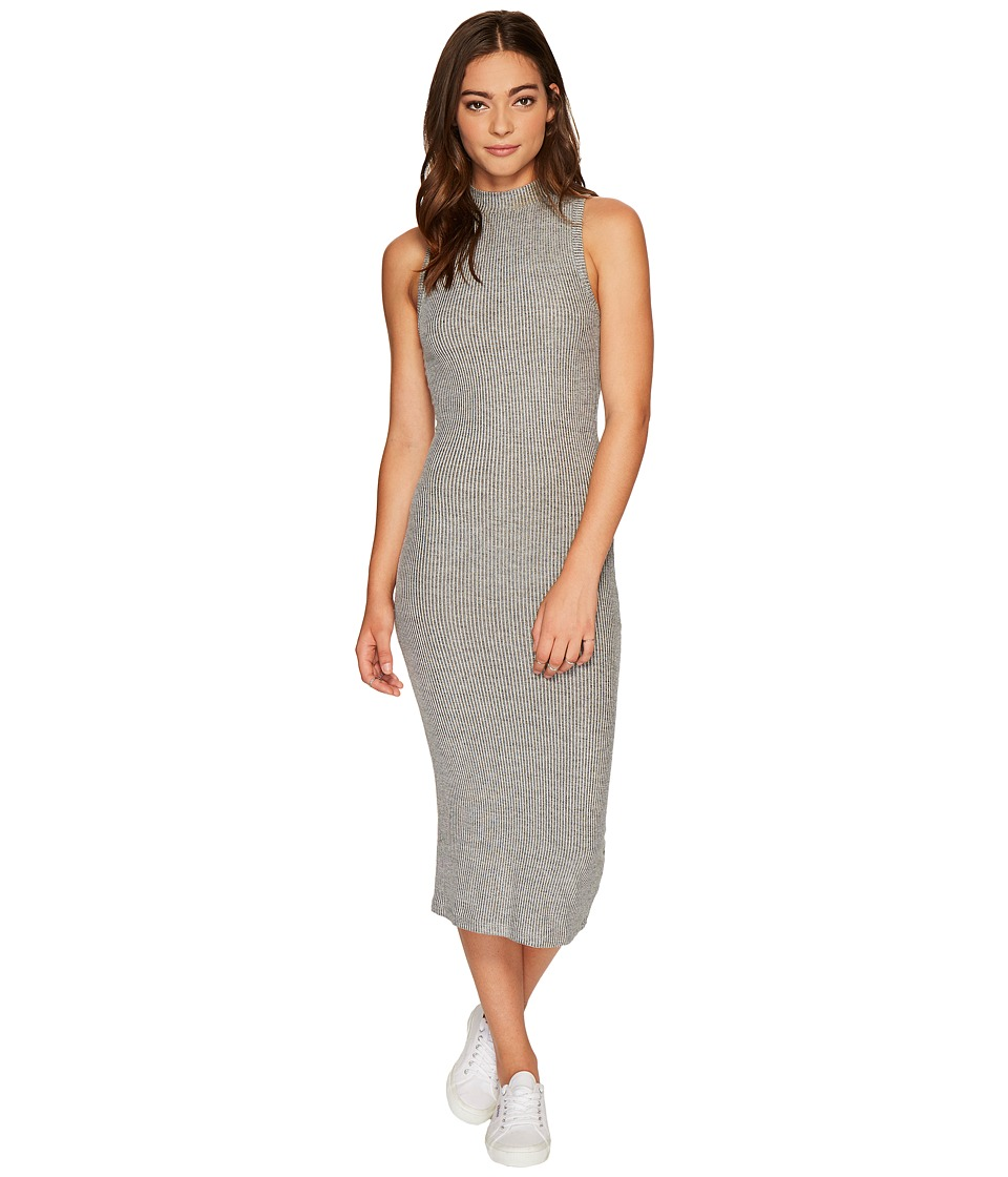 Billabong So Soon Dress (Athletic Grey) Women