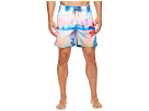 BUGATCHI Paradise Palm Swim Trunks