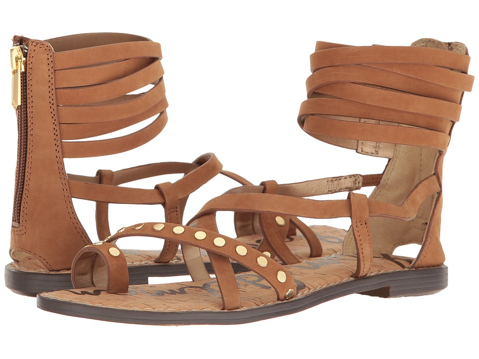 Sam Edelman - Gabe (Saddle Jabuck Nubuck Leather) Womens 1-2 inch heel Shoes