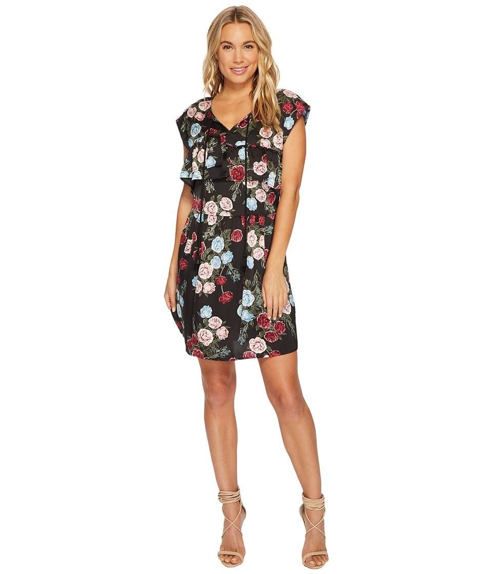 kensie - Rose Bouquets Dress KSNK9879