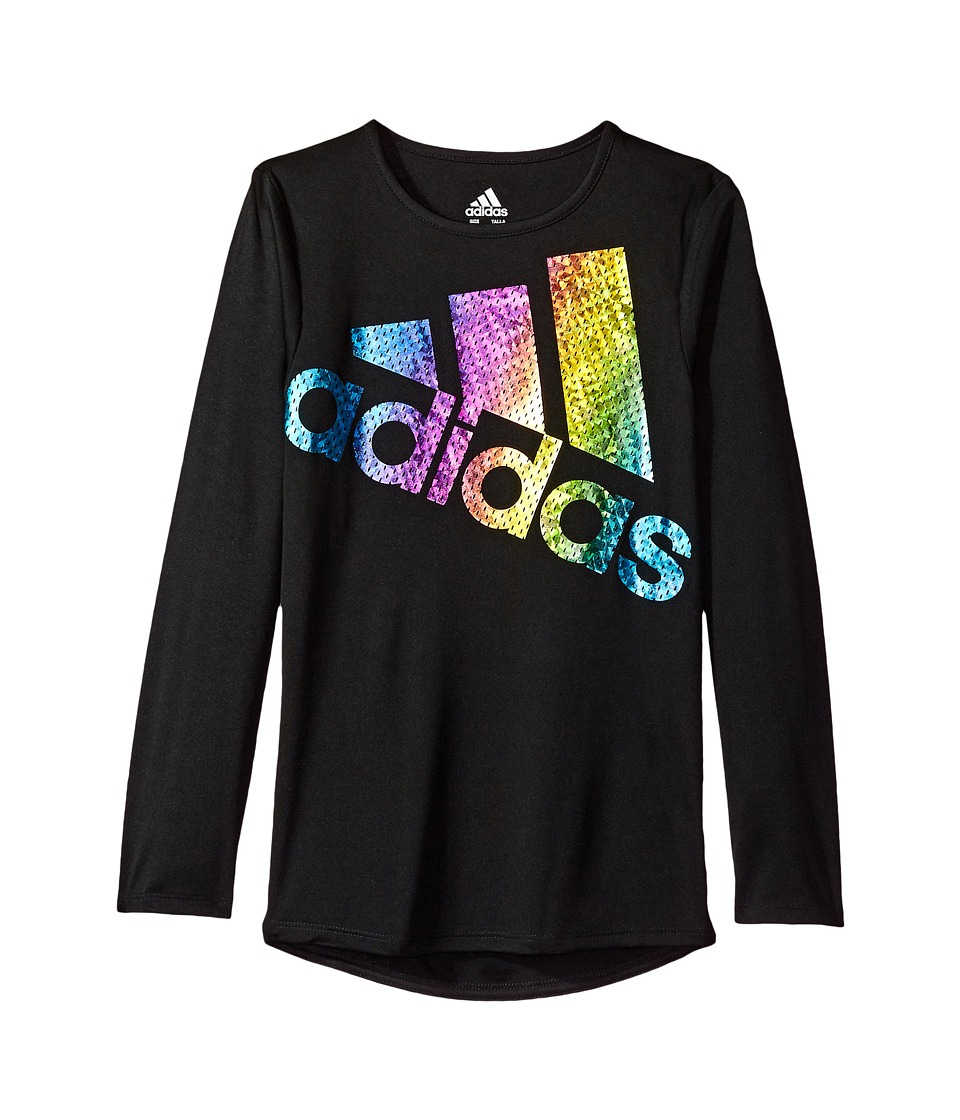 adidas Kids - Long Sleeve Just Shine Tee