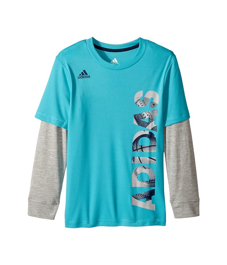 adidas Kids - Linear Adidas Tee