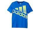 adidas Kids adidas Kids - Clima Future Stripe Logo Tee (Big Kids)
