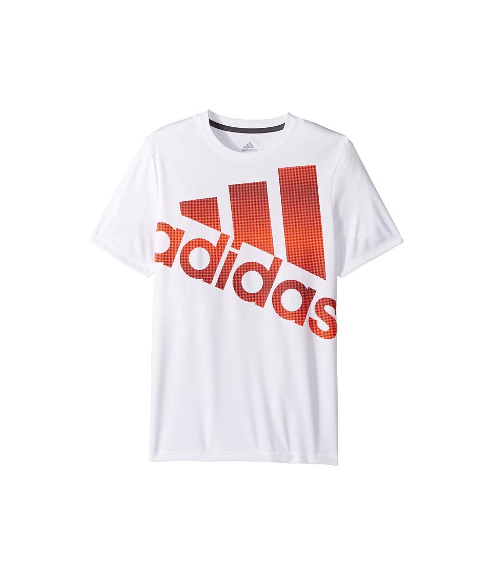 adidas Kids - Clima Future Stripe Logo Tee