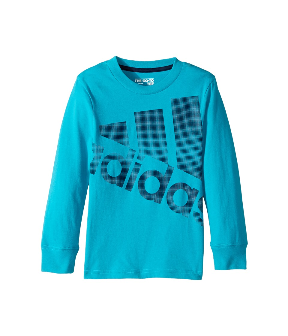 adidas Kids - Future Stripe Logo Tee