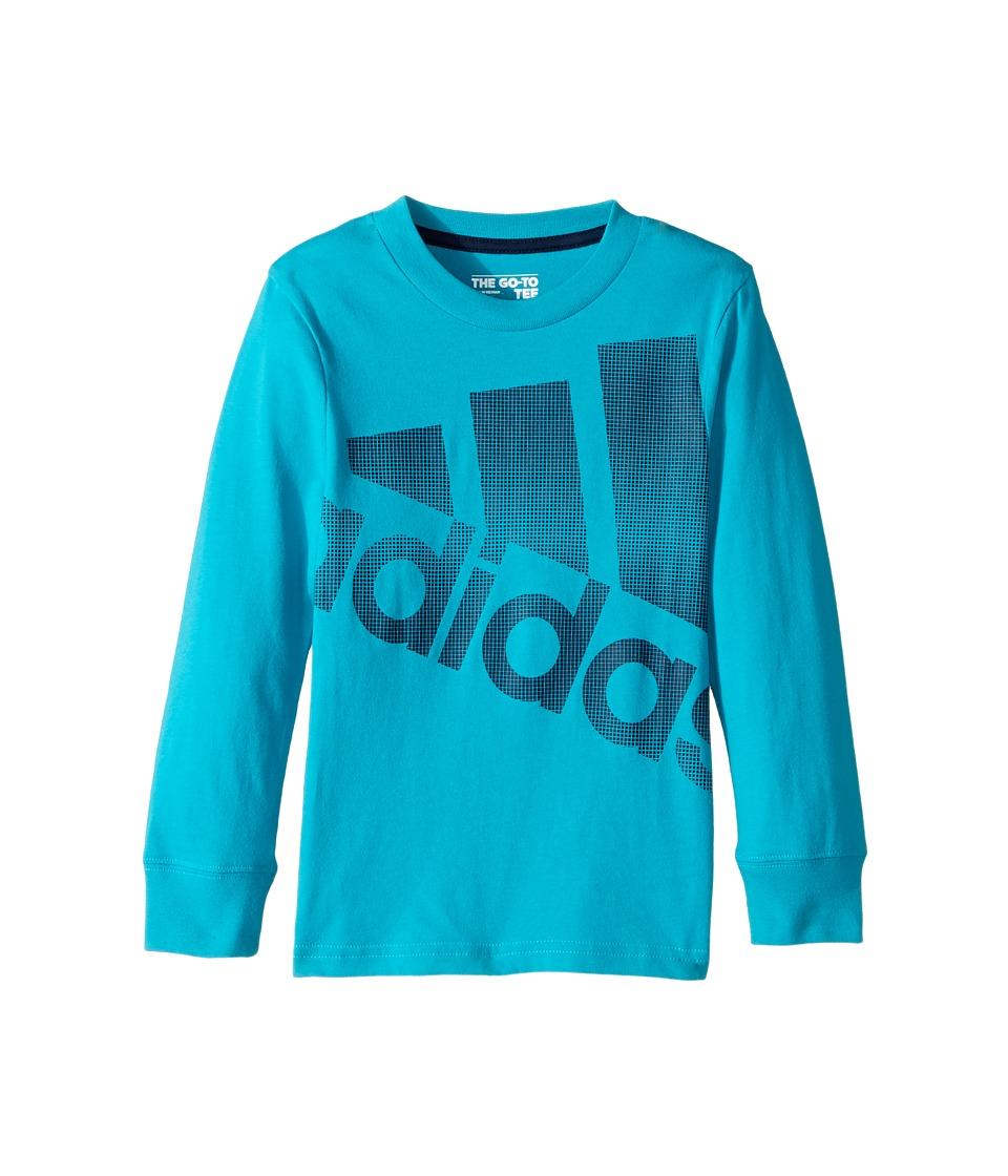adidas Kids - Future Stripe Logo Tee